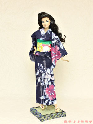 Fashion Royalty kimono,FR 着物,Integrity 浴衣