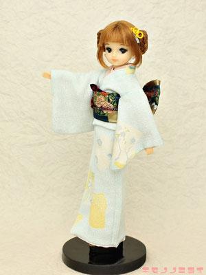 リカちゃん 着物,キャッスル 振袖,Licca kimono