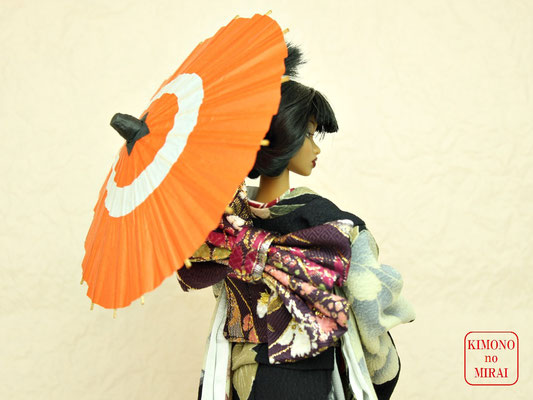 Fashion Royalty kimono,FR 着物,Integrity 和
