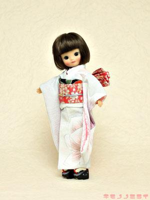 ベッツィー 着物,Betsy kimono,タイニーベッツィー 和服