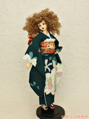 Momoko 着物,Momoko 振袖,Momoko kimono