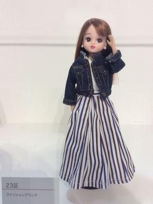 リカちゃん50周年,リカちゃん展,小田急百貨店 新宿