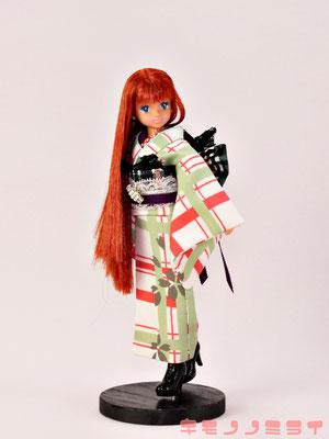 リカちゃん 着物,Licca 和装,リカフレンド 和服