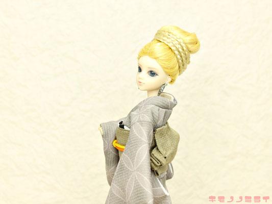 J-doll 着物,J-doll 振袖,J-dolli kimono