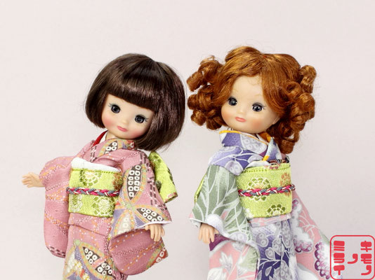 ベッツィー 着物,Betsy kimono,タイニーベッツィー マッコール 服