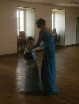 la danse des reines