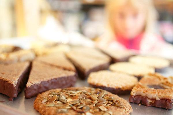 Brot und Backwaren bei natur pur in Herborn