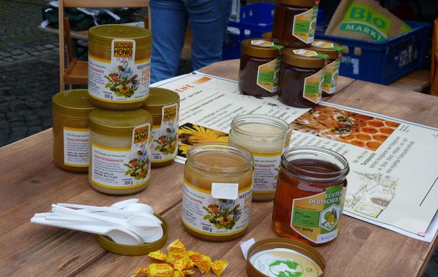 Bio- und Regionalmarkt in Herborn
