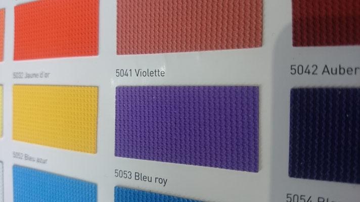 Farbig 705C 5041 Violette  Clipso / Meyer Spanndecken