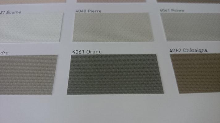 Akustik Farbig 495AC 4061 Orage Clipso / Meyer Spanndecken