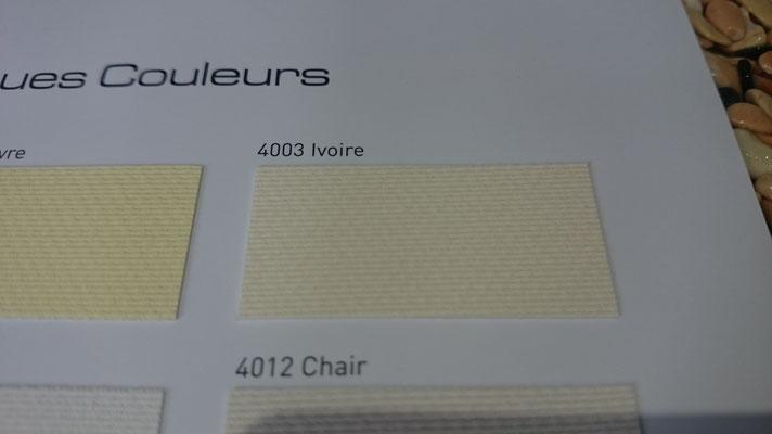Akustik Farbig 495AC 4003 Ivoire Clipso / Meyer Spanndecken