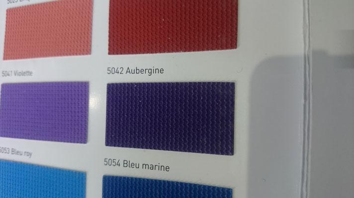 Farbig 705C 5042 Aubergine Clipso / Meyer Spanndecken