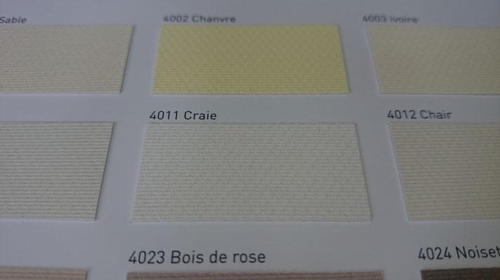 Akustik Farbig 495AC 4011 Craie Clipso / Meyer Spanndecken