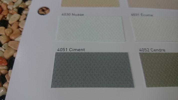 Akustik Farbig 495AC 4051 Ciment Clipso / Meyer Spanndecken