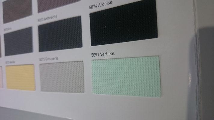 Farbig 705C 5091 Vert eau  Clipso / Meyer Spanndecken