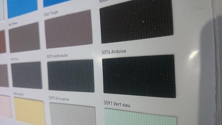 Farbig 705C 5074 Ardoise  Clipso / Meyer Spanndecken