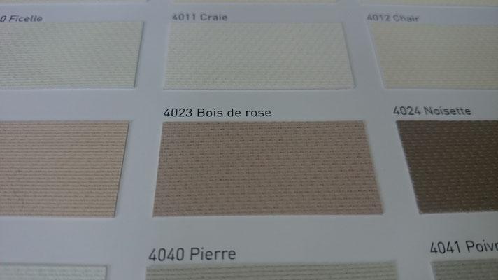 Akustik Farbig 495AC 4023 Bois de rose Clipso / Meyer Spanndecken