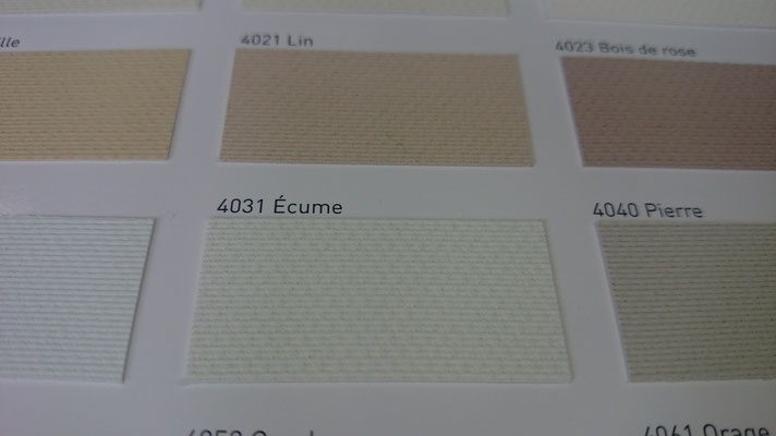 Akustik Farbig 495AC 4031 Ecume Clipso / Meyer Spanndecken