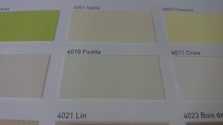 Akustik Farbig 495AC 4010 Ficelle Clipso / Meyer Spanndecken