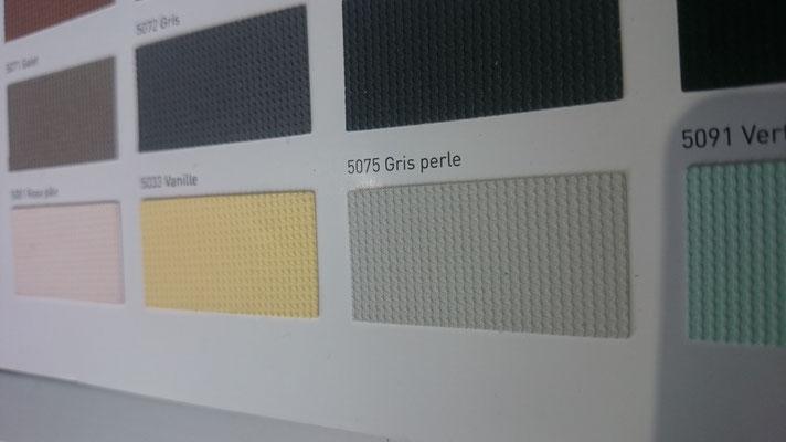 Farbig 705C 5075 Gris perle  Clipso / Meyer Spanndecken