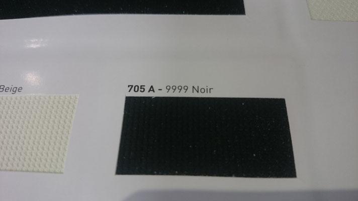 Akustik Farbig 705A  9999 Noir Clipso / Meyer Spanndecken