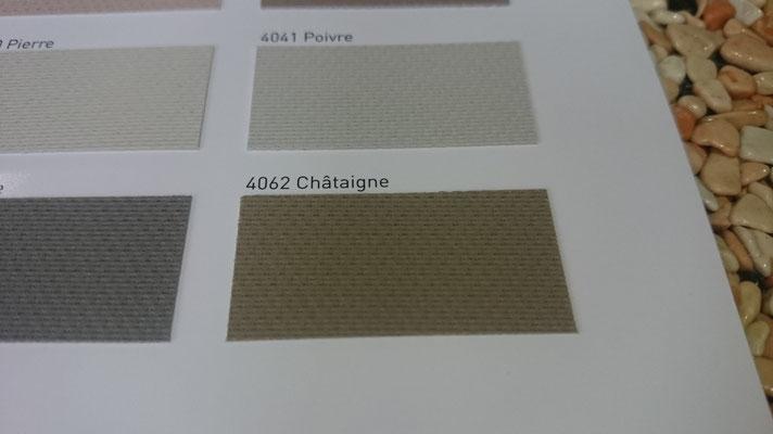 Akustik Farbig 495AC 4062 Châtaigne Clipso / Meyer Spanndecken