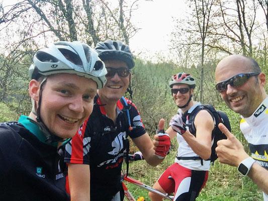Spaß beim Mountainbiken | MTB-Guide Daniel