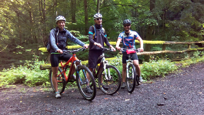 Mountainbike-Tour | MTB-Guide Daniel