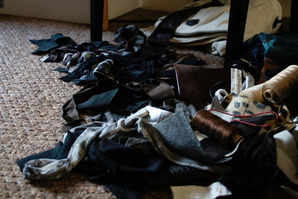 Neuigkeiten von der Kollektion und mehr! - Stoffreste - Zebraspider DIY Anti-Fashion Blog