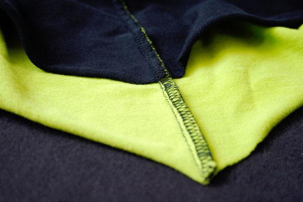 Wie wasche ich selbst genähte Sachen? - versäubert mit Overlock - Zebraspider DIY Anti-Fashion Blog