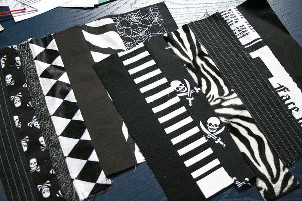 Punk Patchwork - und sonst? - Zebraspider DIY Blog