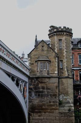 So lebt es sich in York - Turm und Brücke - Zebraspider DIY Blog