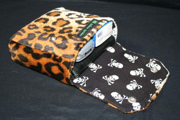 Nähen ist wie zaubern können - Auftrag Gürteltasche Leofell  - Zebraspider DIY Anti-Fashion Blog
