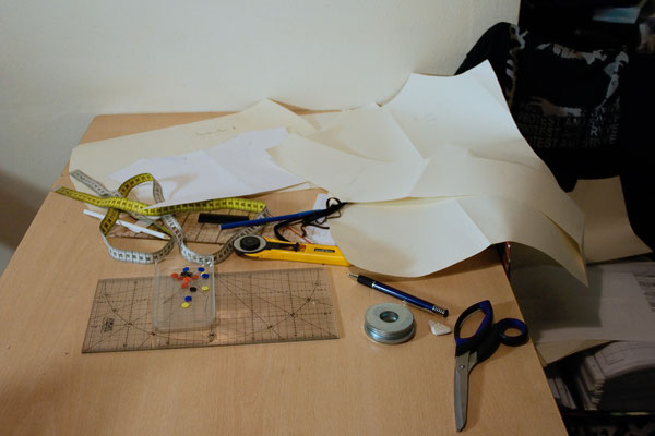 Neuigkeiten von der Kollektion und mehr! - Zuschneiden - Zebraspider DIY Anti-Fashion Blog