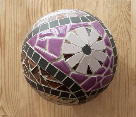 Mosaik Kugel