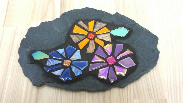 Mosaikblumen