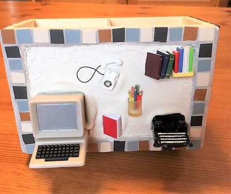 Mosaik Utensilienbox