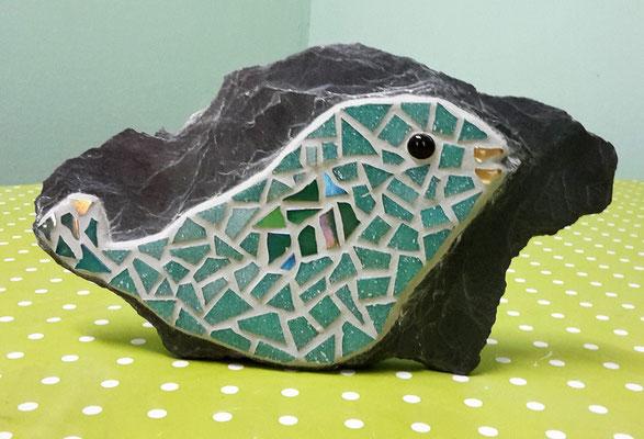 Mosaik Vogel