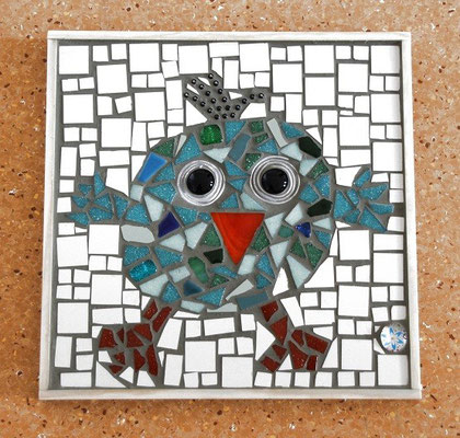 Mosaikvogel