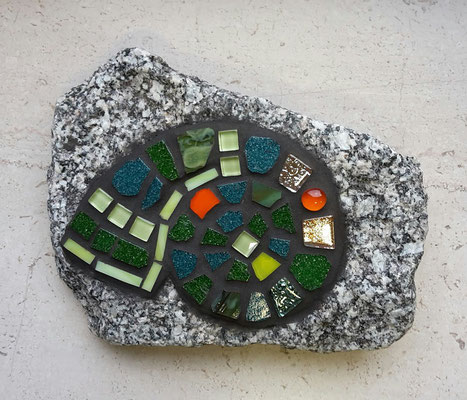 Mosaik Schnecke