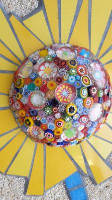 Mosaik Blume