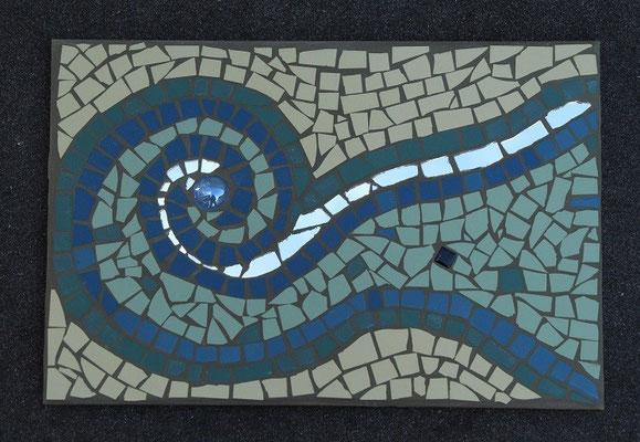 Mosaikwelle