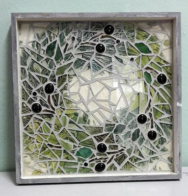 Mosaik Tablett