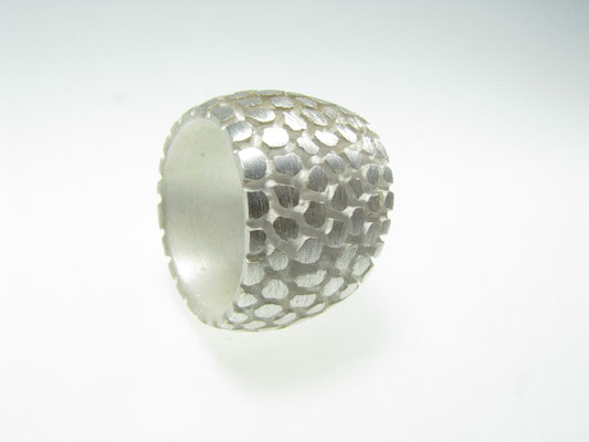 Ring in Silber