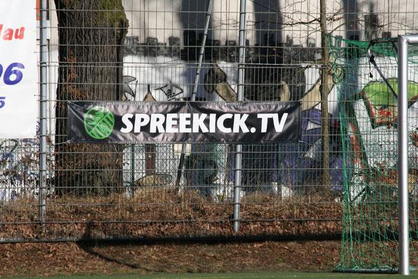 Spreekick.tv berichtet