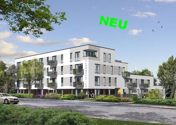 Turm-Quartier, Bad Oldesloe - Baubeginn: Frühjahr 2017