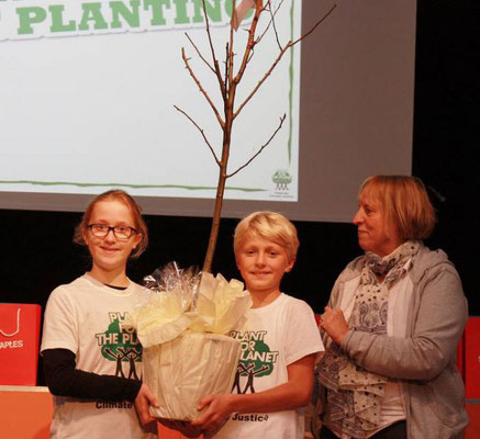 Plant-for-the-Planet Akademie Sachsenwaldschule