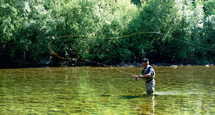Pêcher en rivière ou en lac