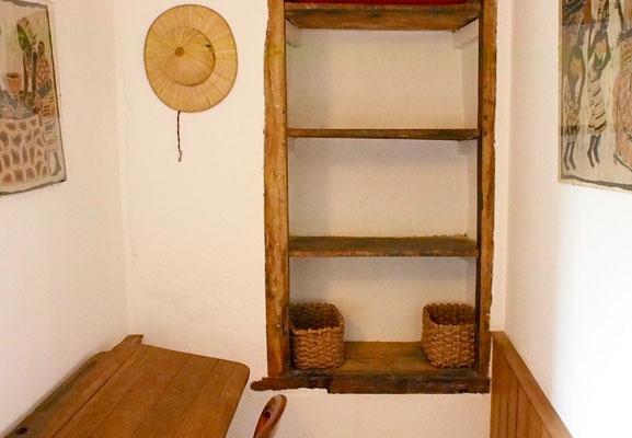 Dans la chambre Batik