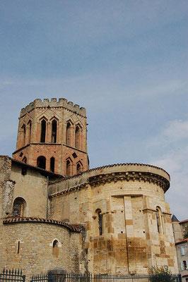 Saint-Lizier, sa cathédrale et son cloître...